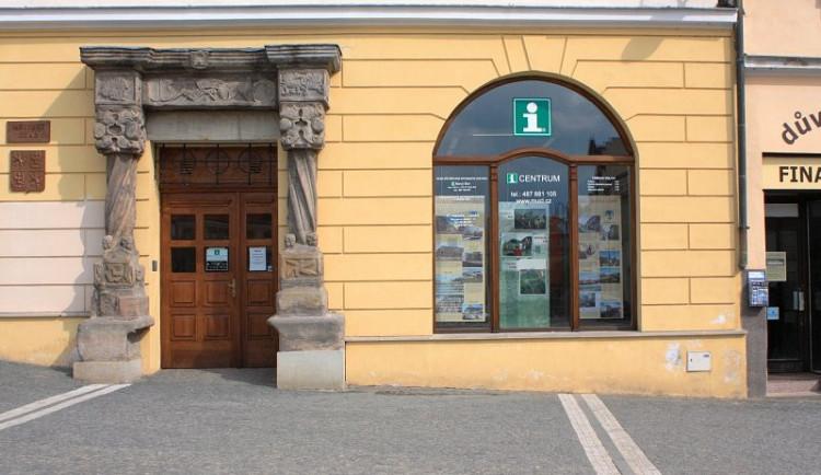 Turistické infocentrum v České Lípě bude modernější a dokonce i hezčí