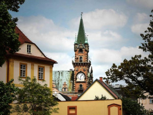 Radniční věž ve Frýdlantu