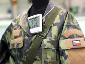 Speciální uniforma.