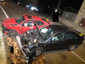 Nehoda v Bratříkově.