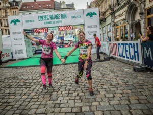 Těžkej, ale krásnej aneb Jak si běžci oblíbili Mattoni Liberec Nature Run