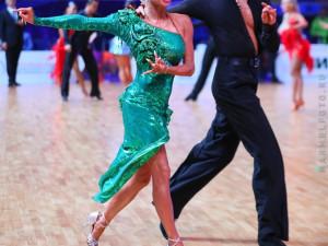 Marek Bureš s Anastasií Iermolenko přivezli skvělý výsledek z Mistrovství světa v tanečním sportu
