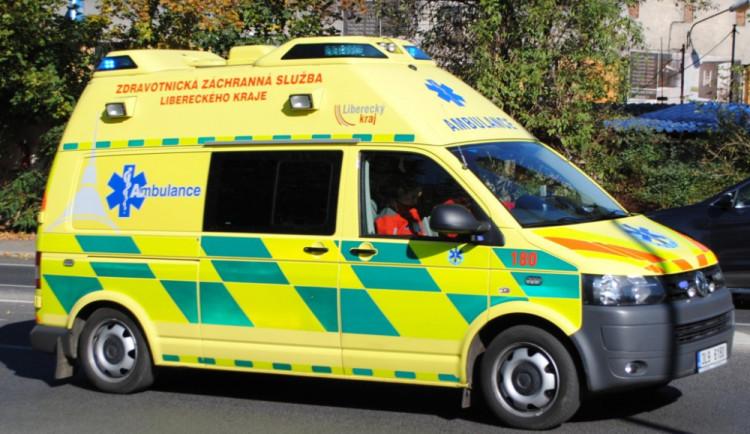 Nehoda u Jítravy má druhou oběť. Při převozu do nemocnice zemřel spolujezdec