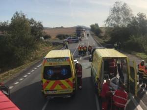 Nehoda u Dobranova.