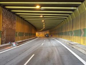 Liberecký tunel.