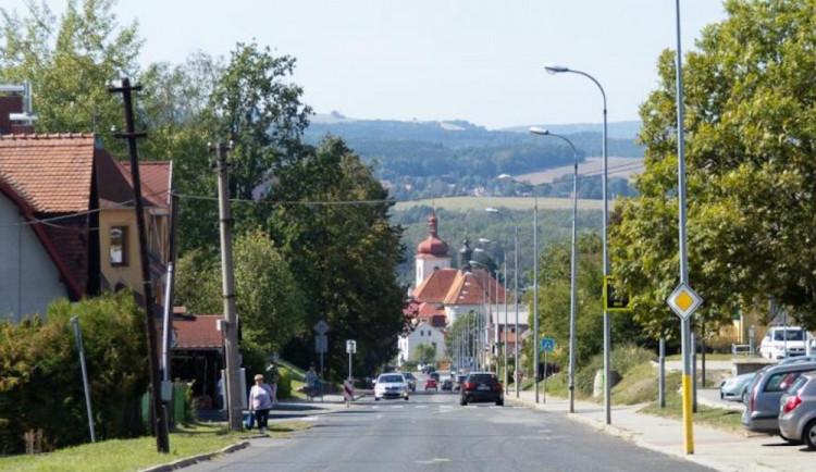 Dopravu v Hrádku nad Nisou komplikují práce v Liberecké ulici