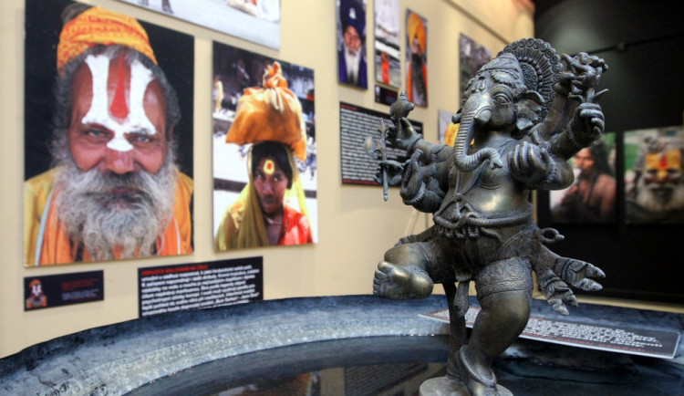 Poslední šance vidět Magický Himaláj. Výstava v Liberci brzy skončí