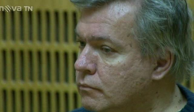 Soud lékaře Bartáka za plán na vraždy a vydírání potrestal osmi lety