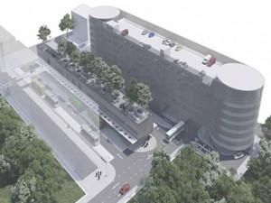 Budoucí liberecký terminál