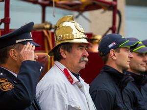 V Barvířské proběhly oslavy 110 let zdejší hasičské budovy.
