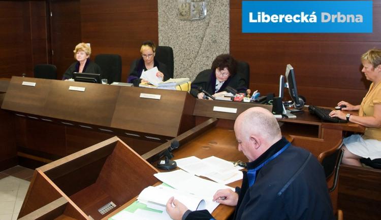 Soud s Peterem Kudráčem