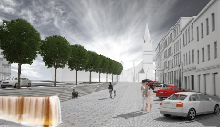 Nová podoba Sokolovského náměstí