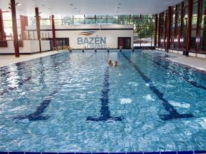 Přístavba městského bazénu, Liberec