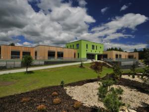 Výstavba nové mateřské školy v Raspenavě