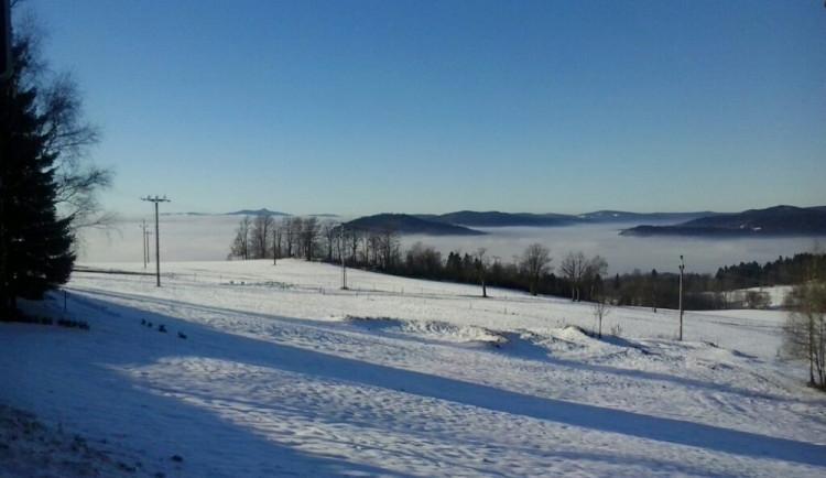 13.12.2013 - Příchovice. Foto: Věra Hradecká