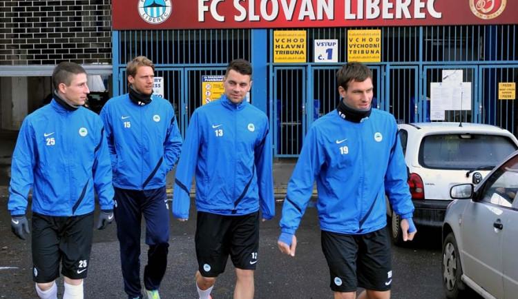 Fotbalový Slovan se po třítýdenní dovolené vrhl na zimní přípravu pro jarní část sezóny