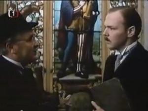 Vyšetřovatel Vašut ve Scotland Yardu - liberecké radnici