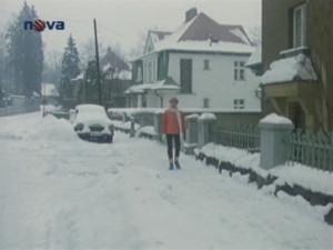 Jitka Povejšová v seriálu jde Blahoslavovou ulicí