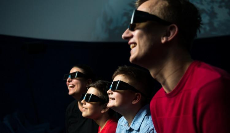 3D planetárium v iQLANDII - to pravé místo pro vaši rodinu