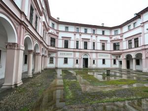 Pohled do Liebiegova paláce