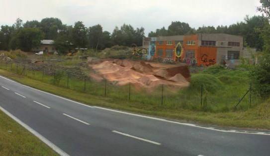 Vizualizace dirty parku