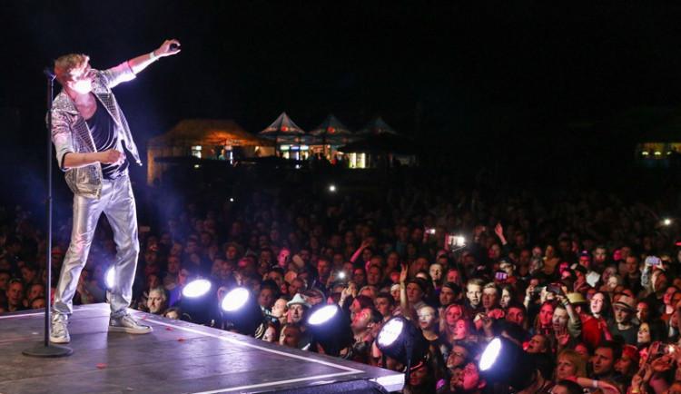 První den festivalu České hrady na Bezdězu