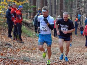 Běh na Českou chalupu 2017