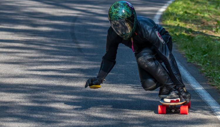 Kozákov Challenge 2018 longboards