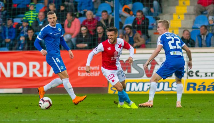 Slovan - Slavia (20. října 2018)