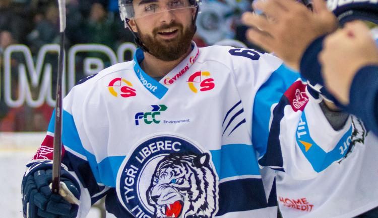 Bílí Tygři Liberec x HC Energie Karlovy Vary (18.11. 2018)