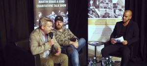 M.K. SHOW - Aleš Háma a Honza Žampa