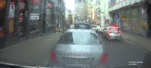 Nehoda v Revoluční ulici v Liberci