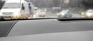 Nehoda na sjezdu u Rychnova u Jablonce