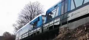 Nehoda nákladního automobilu v Jablonci nad Nisou