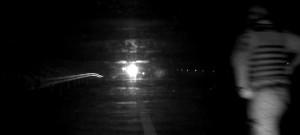 Honička na průtahu Libercem (zadní kamera)