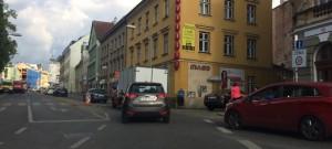 Nehoda ve Valdštejsnké ulici