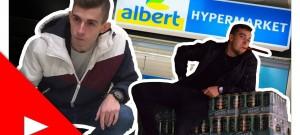 Dvojice mladíků přespala v obchodě Albert v OC Nisa