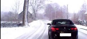 Pronásledování BMW M6